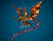 FFD2 Wrieg Shinryu Art Alt1