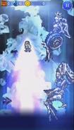 FFRK Crushing Ice Fist