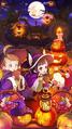 FFRK Halloween 2017 BG