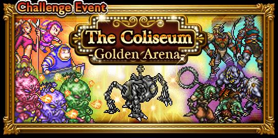 The Coliseum -Golden Arena-