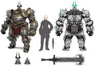 Iron Giant XIV