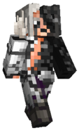 Minecraft FFXV Daemon Ravus