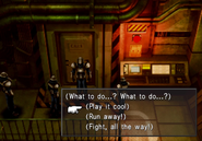 Missile Base play it cool from FFVIII Remastered