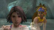 Yuna & Rikku Swimsuits