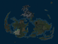 Highlighted on the World Map