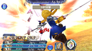 DFFOO Agrias HP Attack