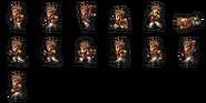 FFRK Eight sprites