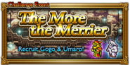 FFRK The More the Merrier Event