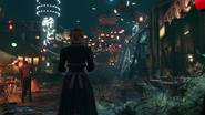 FFVIIR Cloud Wall Market roaming