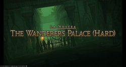 The Wanderer's Palace (Hard) opening cinematic.