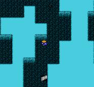 FF NES Waterfall Cavern