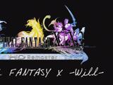 Final Fantasy X -Will-