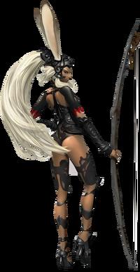 Fran in Final Fantasy XII: Revenant Wings.