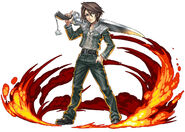 PAD Squall artwork