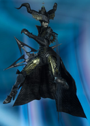 The Rogue boss from FFXVRE