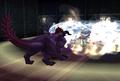 Behemoth uses Tornado from FFVIII Remastered