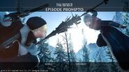 Episode-Prompto-FFXV-Intensive-Training-Completed