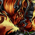 FFBE Ifrit Portrait 3