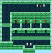 FF II NES - Pandaemonium Fourth Floor