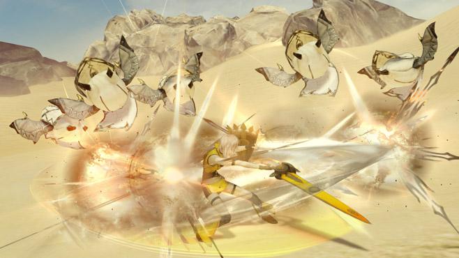 Lightning Returns: Final Fantasy XIII abilities