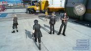 Party at Hammerhead FFXV