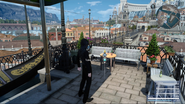 Photo Op Palace photo spot from FFXV