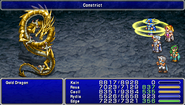 FF4PSP Enemy Ability Constrict