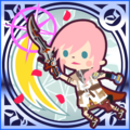 FFAB Flourish of Steel - Lightning Legend SSR