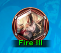 FFDII Ifrit Fire III icon