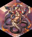 FFDII Marilith Sword Dance III Crystal