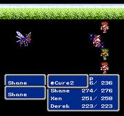 FFIII NES Cure2