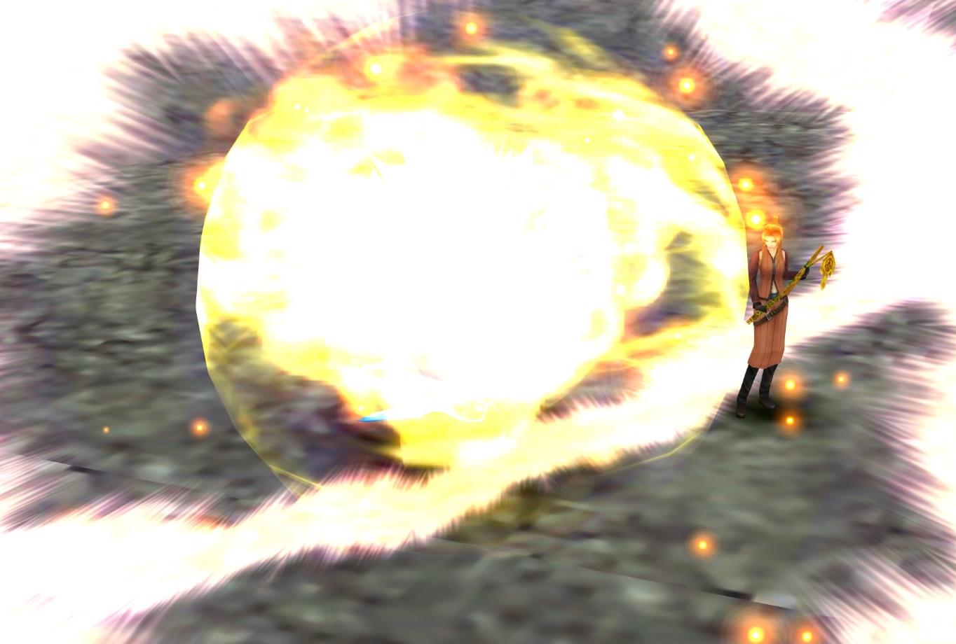 Firaga (Final Fantasy VIII)