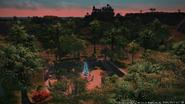 FFXIV Endwalker Thavnair screenshot 3