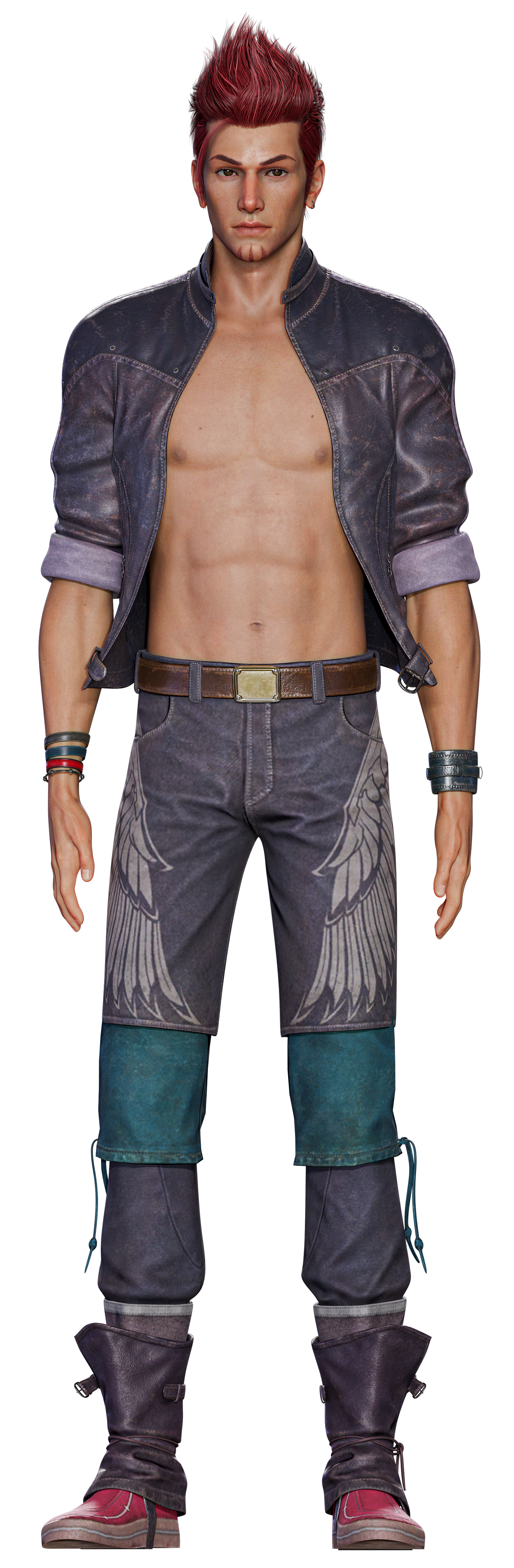 Johnny (Final Fantasy VII)