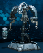 Sledgeworm from FFVII Remake Enemy Intel