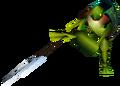 Sahagin Final Fantasy VII