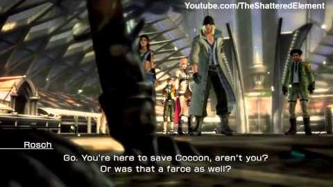 Final Fantasy 13 English Cutscenes 159 - Chapter 12 Hd WideScreen