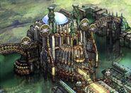 Rabanastre Kathedrale Artwork 2