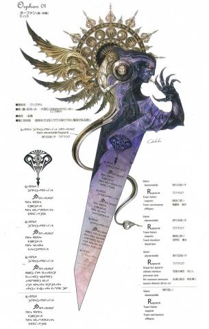 Orphanus/Symbolik