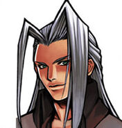Sephiroth Ehrgeiz