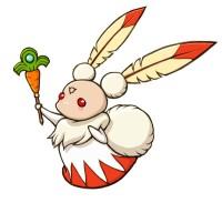 Weißes Kaninchen (FFXII:RW)