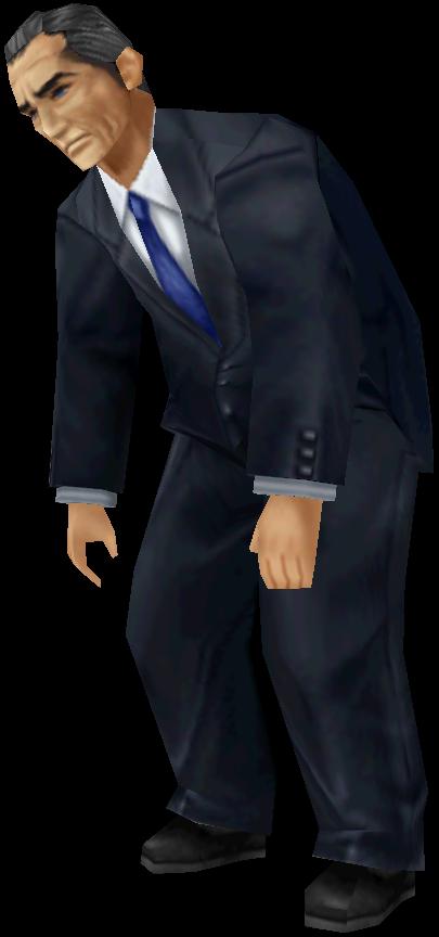 Präsidentendouble