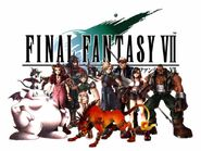 Final Fantasy VII Charaktere