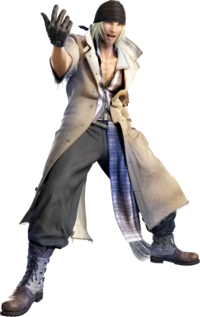 Snow in Final Fantasy XIII