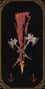 Flagge Eisernes Königreich Final Fantasy XVI