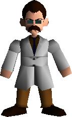 Professor Gast