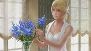 Lunafreya Artwork Flower