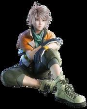 Hope in Final Fantasy XIII