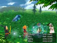 Ifrit Heilendes Licht FFIII-DS