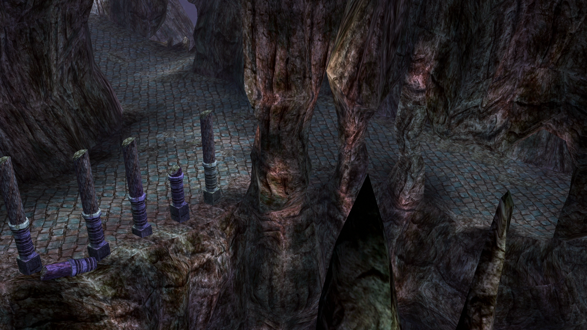 Omega-Ruinen